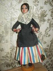 Винтажная коллекционная кукла MUNECAS