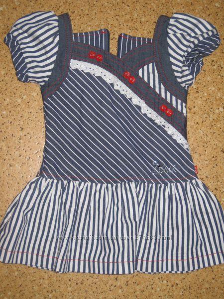 платье 86-92 Lilax girls Турция