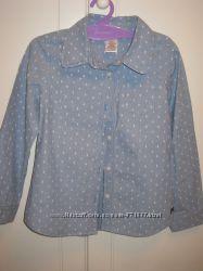 рубашка GYMBOREE 5-6
