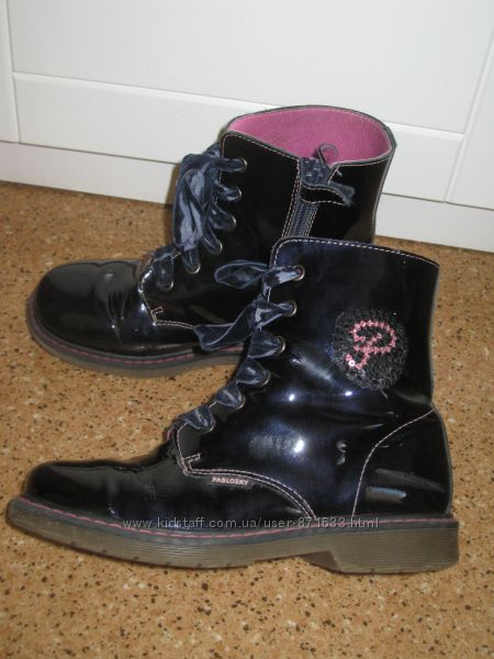 Демисезонные ботинки Pablosky 34р.