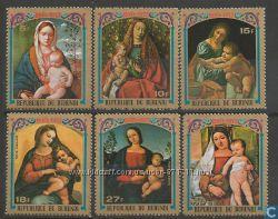почтовые марки стран мира