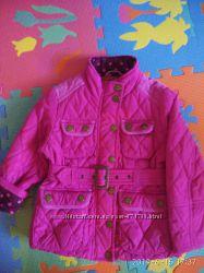 Стеганая курточка,  3-4 года