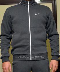 Мужской спортивный костюм теплый Nike