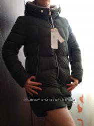 Куртка - пуховик, зимняя