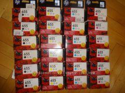 Картридж HP 655 DJ4615, DJ4625, DJ3525, DJ5525