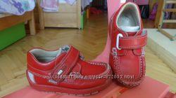 Детские туфельки в отличном состоянии