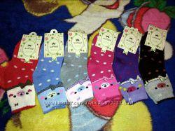 Махрові носочки