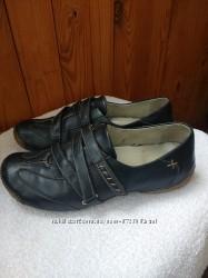 Очень удобные кожаные туфли Clarks
