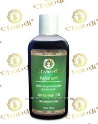 Натуральное масло для волос Амла, ТМ Chandi