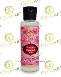 Розовая вода для лица тоник от ТМ Chandi