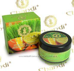 Крем для лица Апельсин и Лемонграсс Chandi