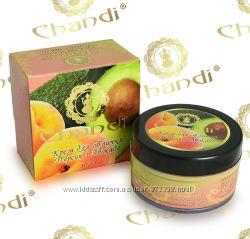Крем для лица Персик и Авокадо Chandi