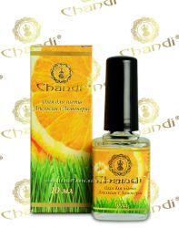 Масло для ногтей и кутикулы Апельсин и Лемограсс Chandi