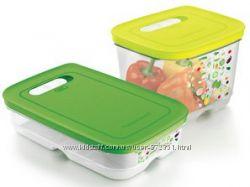 Контейнер Умный холодильник Tupperware с новой системой вентиляции