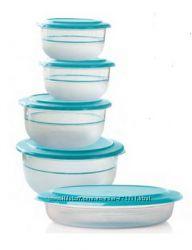 Tupperware сервировочная коллекция СК чаши салатники блюда