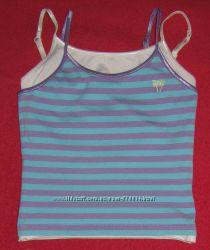 Фирменные летние майки, футболки для девочки. Разные варианты. От 3лет