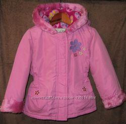 Куртка для девочки GLORIA JEANS GJ. Состояние новой