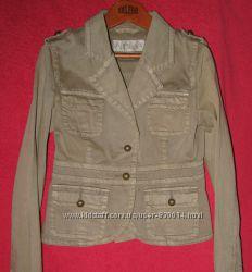 Пиджак - ветровка ALIBI джинсовый для девочки 9 - 10 лет