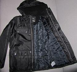 Новая фирменная куртка парка IXTREME США на мальчика 9-12, 136-150 см