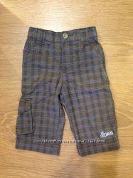 Стильные штанишки ESPRIT на 6-9 мес.