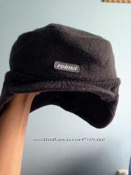 Зимняя шапка Reima р. 54 отличное состояние