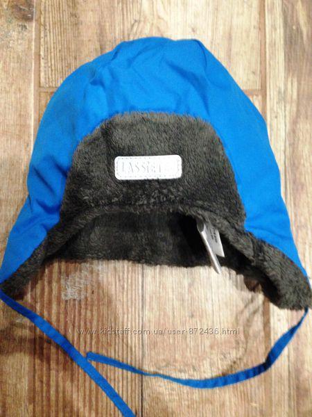 Зимняя шапка Lassie by Reima р. 50 состояние Новой