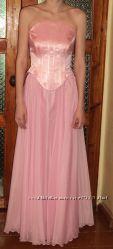 Шикарное платье для выпускницы или подружки невесты