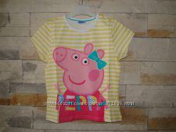 Футболка для девочки Peppa Pig Англия