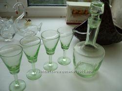 Набор для водки Графин и рюмки