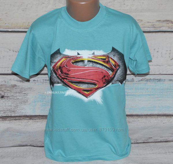 Футболка Superman. Турция. Есть размеры