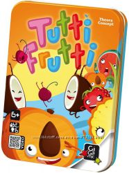 Тутти Фрутти. Tutti Frutti.  Настольная игра