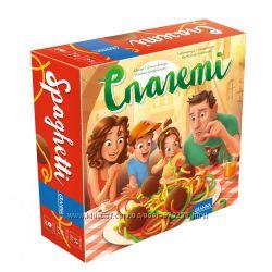 Спагетти.  Настольня игра от Granna. Новинка