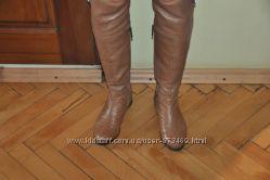 Зимові високі чоботи