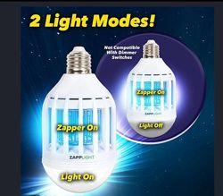 LED лампа против насекомых ZappLight 60 W 600 LM