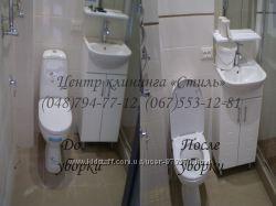Уборка квартир после ремонта в Одессе