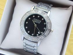 Женские кварцевые наручные часы Versace Versus золото, серебро