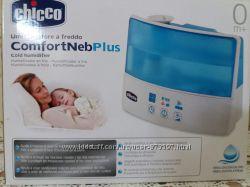 Увлажнитель воздуха холодный пар Comfort Neb Plus chicco