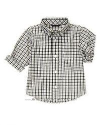 Рубашки для мальчика, размер от 12 мес. до 4 лет