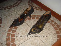 Туфлі EKP шкіра Італія 36 розмір