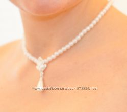 Ожерелье свадебное, шикарное