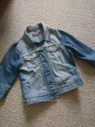 Джинсовая куртка, ветровка h& m