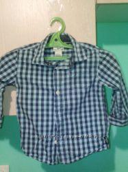 рубашка для мальчика OshKosh