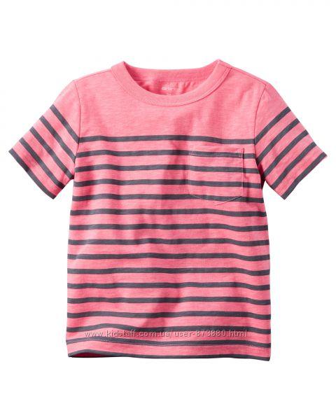Стильна футболочка Carters для 2-річного хлопчика