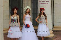 Вбрання на великдень, Випускна сукня, Весільна сукня -EthnoWeddingDresses
