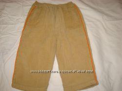 Штаны, брюки на флисе 18 мес. Состояние новых