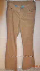 Продам новые вельветовые штаны  OLD NavyUSA для беременных