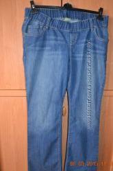 Продам новые джинсы для беременных OLD Navy р. 14-