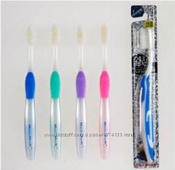 Зубная щетка MashiMaro Nano Silver Toothbrush с нано частицами серебра