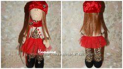 Куклы тканевые