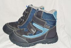Зимние непромокаемые ботинки RICOSTA, р.30